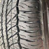 Новые шины 265/60R18 Dunlop grandtrek AT20