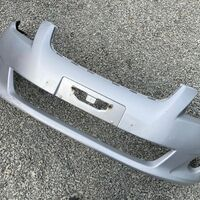 бампер передний   серебро - 1F7   Corolla Fielder NZE144