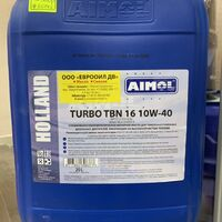Моторное масло aimol turbo tbn16 10w-40 ci4 vds2/3 для топлива euro3+