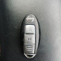 Смарт ключ Nissan + заготовка для ключа