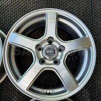 Диски R17 Bridgestone Toprun 5x100 (+53) из Японии. Без пробега по РФ