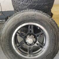 Продам колёса275/65R17 A/T3