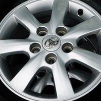 Комплект колёс на титановых дисках 195/65R16 Toyo Tranpath mp-Z 2019