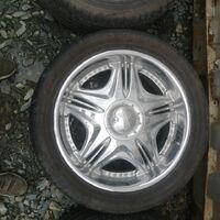 Комплект колес на тундру