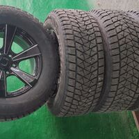 285/60R18 Bridgestone DM-V2