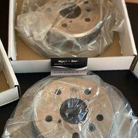 Задние диски тормозные SV43