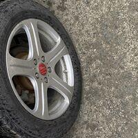 Продам колёса в сборе, Dunlop Manaray Sport