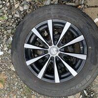 Продам комплект колёс. Б/П по РФ. Пришли с Японии. Резина 225/65R17