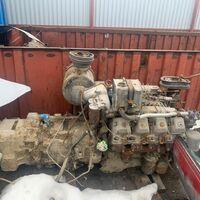 Двигатель на КАМАЗ 43106
