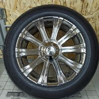 Диски Crimson Myrtle R20 + резина Bridgestone