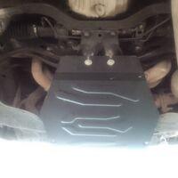 Защита двигателя на Subaru Outback