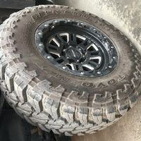 Автошины Toyo Open Country M/T 295/70 R17