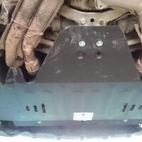 Защита двигателя на Subaru Legaсy Lancaster