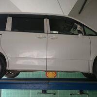 Проставки для увеличения клиренса Toyota Noah