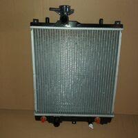 Радиатор охлаждения Suzuki Wagon R Solio 00-05 год, Suzuki Swift 01-04