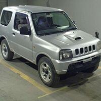 запчасти на Suzuki Jimny JB23