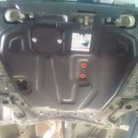 Защита двигателя на Mitsubishi Delica D5