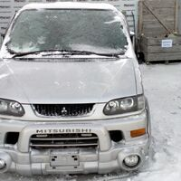 Кузов Mitsubishi Delica PD6W 6G72 2002 (б/у)