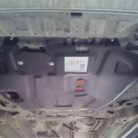 Защита картера двигателя на Mitsubishi RVR (2010-2018)