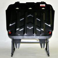 Защита двигателя на Mitsubishi Lancer Evolution