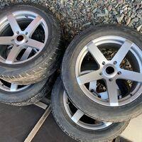 Отличный комплект колес с японской резиной