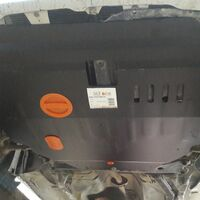 Защита двигателя на Mitsubishi