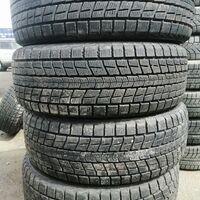 Предлагает автошины бу Япония с рынка Japan 235/55R19-4 шт. Dunlop SJ8