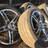 Хороший комплект колес в сборе