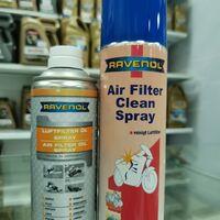 Ravenol Очиститель и пропитка для воздушных фильтров