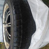 Комплект шин и дисков 5*100 R17