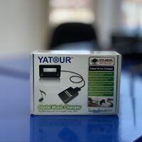 "USB-адаптер под штатную магнитолу Toyota/Nissan/Honda от""Угона.нет"""