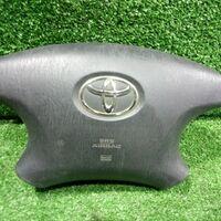 Подушка безопасности руля Toyota Corolla Spacio ZZE124 1ZZFE 2002 пере