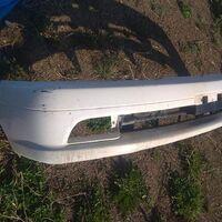 Передний бампер T. Carina 98-01гг белый