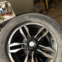 Продам колёса в сборе с резиной 285/60/18 5/150