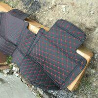 Модельные коврики в салон 3д экокожа на Ниссан Икстрэйл кузов nt32