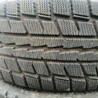 Автошины бу Япония с рынка Japan 215/45R17 - 2 шт. Dunlop DS2.