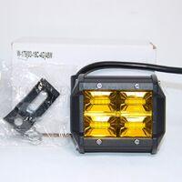 Светодиодная LED фара 48W W-179[03-18C-4G] (желтый ближний )