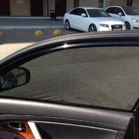 Каркасные шторки на Honda Airwave (2005-2010)