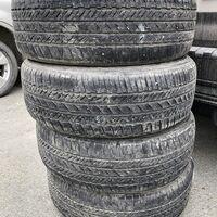 Продам резину Bridgestone Dueler H/L 400