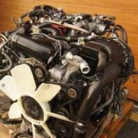 Двигатель 1VD-FTV/Land Cruiser VDJ200/2008г.