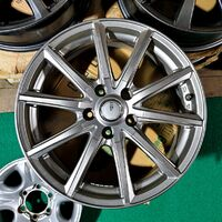 Диски R16 Sibilla Next G5-5 (бронза) 5х114.3 (+38) из Японии