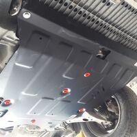 Защита двигателя на Toyota Corolla Spacio