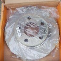Диск тормозной передний Fiat Ducato (X250) 06-14 год