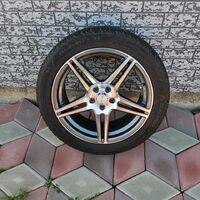 Комплект колёс, стояли на аллионе 1 месяц