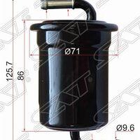 Фильтр топливный MAZDA DEMIO 96-02/626 97-02