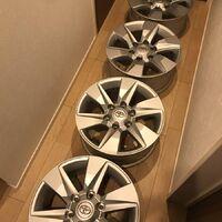 Диски R17 от Land Cruiser Prado 150, Japan, оригинал, новые