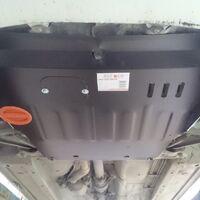 Защита двигателя на Toyota Platz