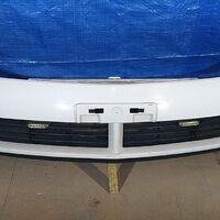 Бампер передний Nissan Wingroad Y11 01-05 год