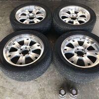 20 дюймовые колеса (295/45R20) для Land Cruiser 80