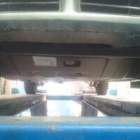 Защита двигателя на Nissan Wingroad Y11